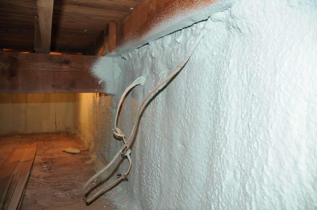 Insulating Basement Crawl Spaces Ted S Energy Tips