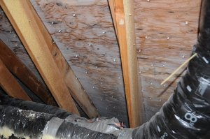 Attic Insulation Problems And Solutions Part 2 Ted 39 S