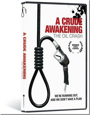 Weekend movie: A Crude Awakening: The Oil Crash | Ted's Energy Tips