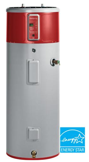 GEH50DEEDSR _ GeoSpring™ hybrid electric water heater _ GE Appliances